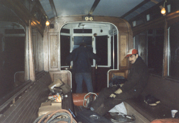 the trams. Black Bedroom Furniture Sets. Home Design Ideas